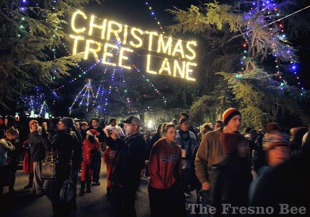 Christmas Tree Lane Cookies And Music At Fig Garden Woman S Club Fresno