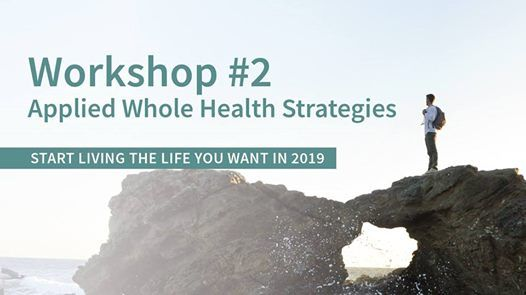 Applied Whole Health Strategies