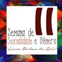 II Semana de Sexualidade e Gnero &quotLuana Barbosa dos Reis&quot
