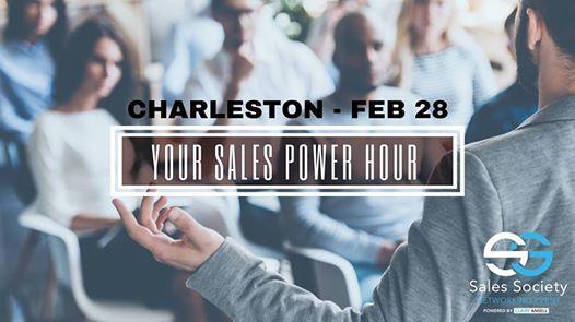 Sales Power Hour - Charleston