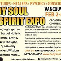 The Body Soul &amp Spirit Expo