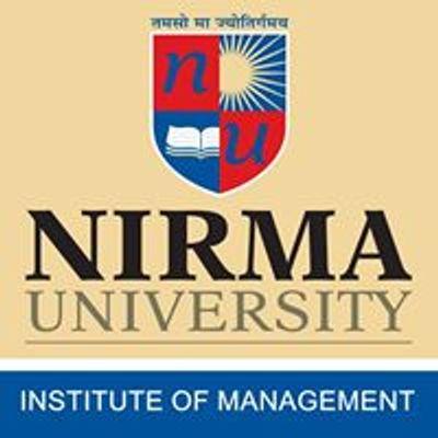 Institute of Management, Nirma University