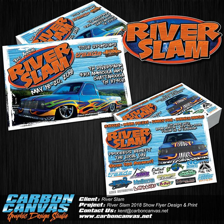 Rd Annual River Slam Car Truck Hotrod And Bike Show At - Car show chattanooga 2018