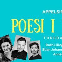 Appelsinia-festivalkroa 2017  Poesi i prosalongen