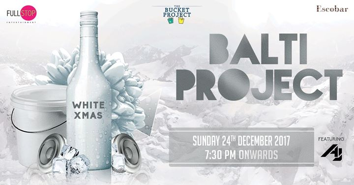 The Balti Project - White Christmas Edition