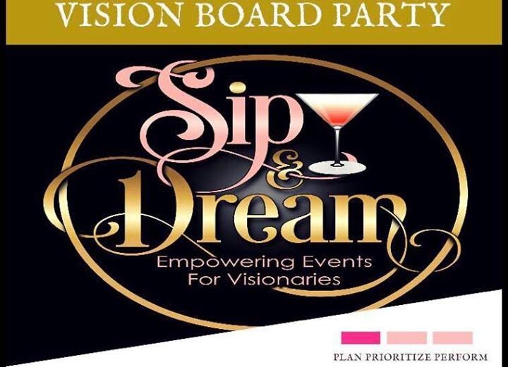 BYOB VISION BOARD PARTY! Tickets, Sat, May 20, 2017 at 6 ... |Events Vision Board