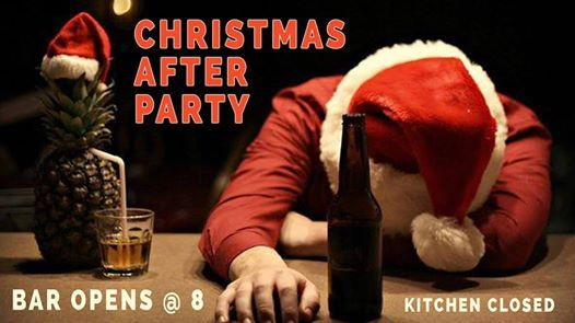 Christmas After Party at Savoy Taproom