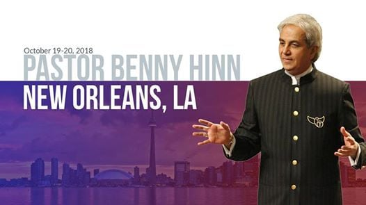 New Orleans — Miracle Healing Conference at City Church of