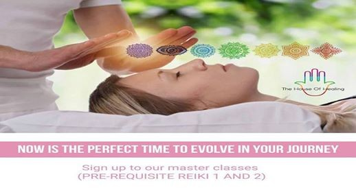 Reiki Master Course & Channeling