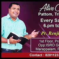 Alive Church - Trivandrum