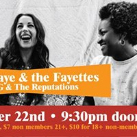 Charlie Faye &amp the Fayettes MCG &amp The Reputations