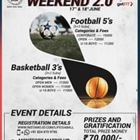 LIAB Sports Weekend 2.0