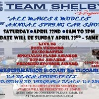Team Shelby &quotAll Makes &amp Models&quot Spring Car Show