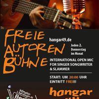 Freie Autoren Bhne - international open mic