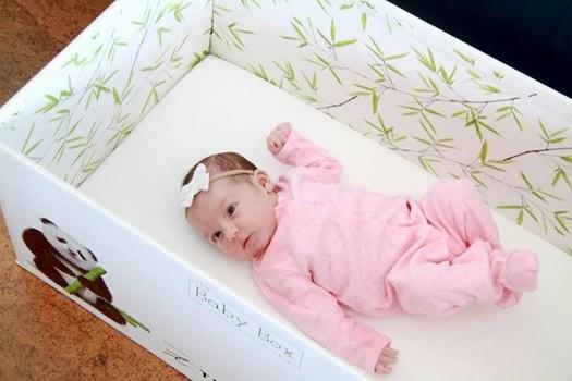 Vaughan Baby Box Co. Pop Up