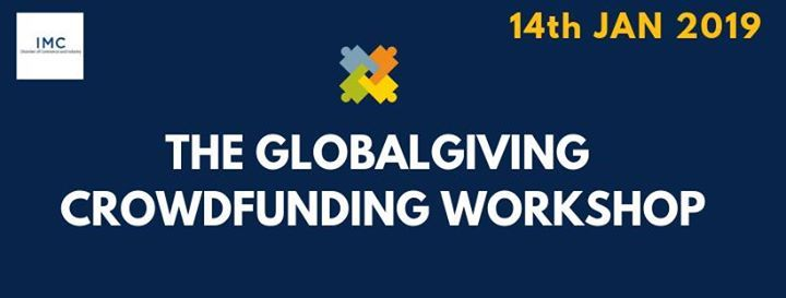 The GlobalGiving Crowdfunding Workshop