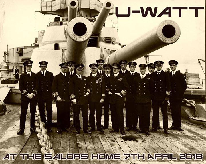 U-Watt at The Sailors Home Kessingland