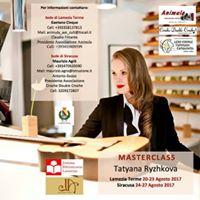 II Masterclass con Tatyana Ryzhova
