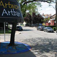 Richard Garvey at Artword Artbar (June 30 2017)