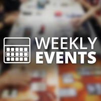 927-930 Weekly Events