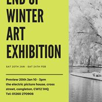 End Of Winter Art Exhibition