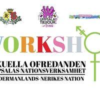 Workshop om frebyggande av sexuella ofredanden i nationsmilj
