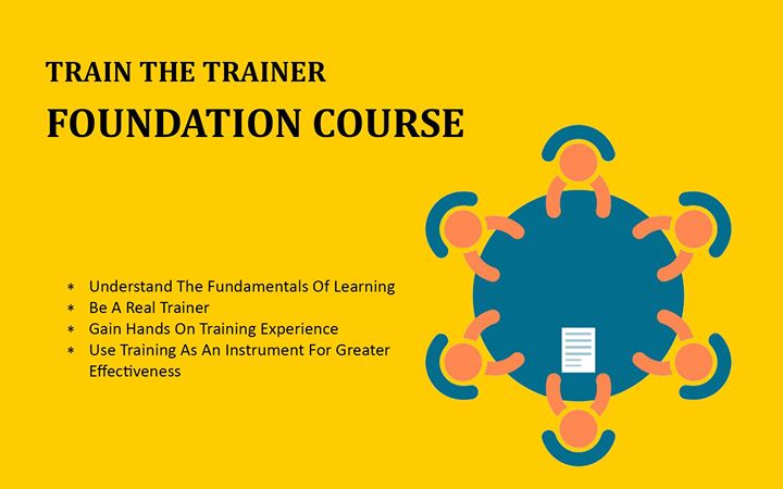Training Foundations Workshop