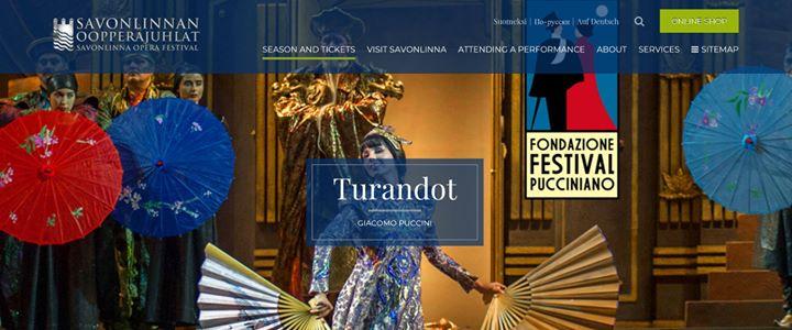 Bildergebnis für savonlinna festival turandot