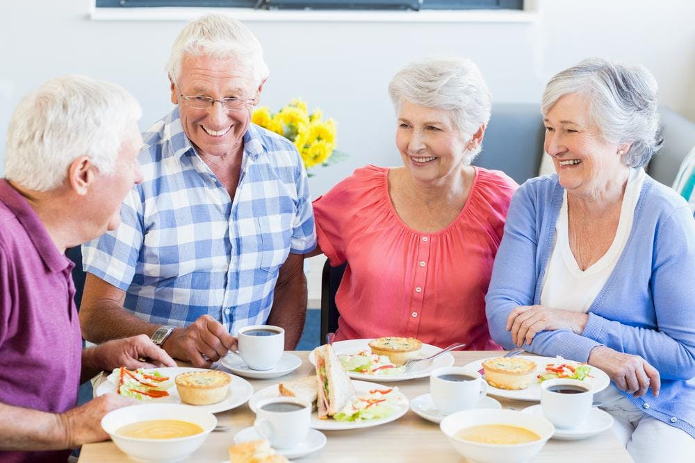 Where To Meet Canadian Seniors In Texas Free