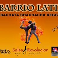 El Barrio Latino Grill Party