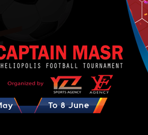 Captain Masr at Heliopolis Football Tournament