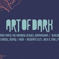 Art Of Dark - Xmas Party In Birmingham