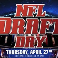 NFL Draft Day Party