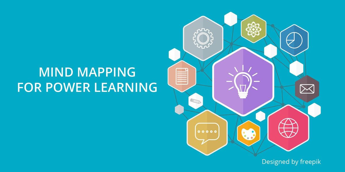 Mind Mapping for Power Learning Workshop (Aged 13-16 years)