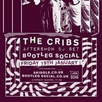 The Cribs - Aftershow DJ Set