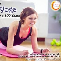 Medical Yoga Stay Fit For 100 Years