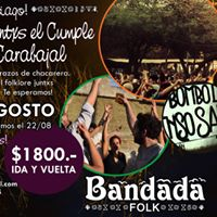 Viajamos al Cumpleaos de la Abuela Carabajal Bandada Folklore