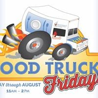 Food Truck Fridays at RMHC- Friday May 26th