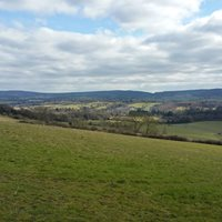 Guildford to Dorking Yomp