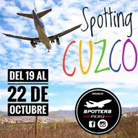 Spotting Cuzco