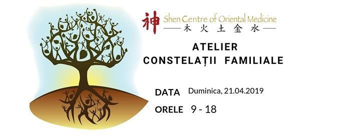 Atelier - Constelaii familiale