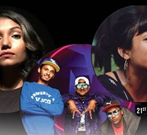 World Music Day feat. MC Kaur Mumbais Finest &amp Dee MC