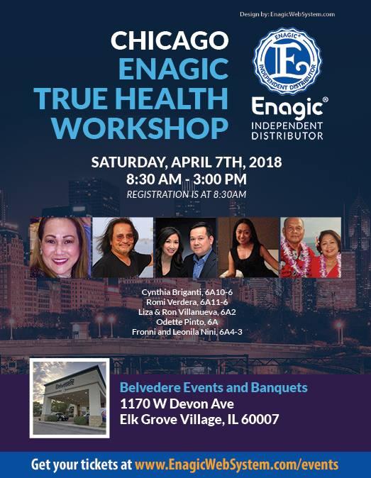 enagic-true-health-workshop