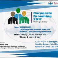 Corporate Grooming 2017.