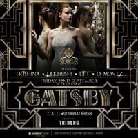 Friday night 22nd September The Great Gatsby