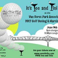 Tee &amp Tini Time Golf Outing