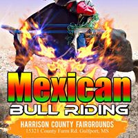 Mexican Bull Riding