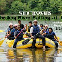Wild Rangers  River Rafting at Kolad Batch 3