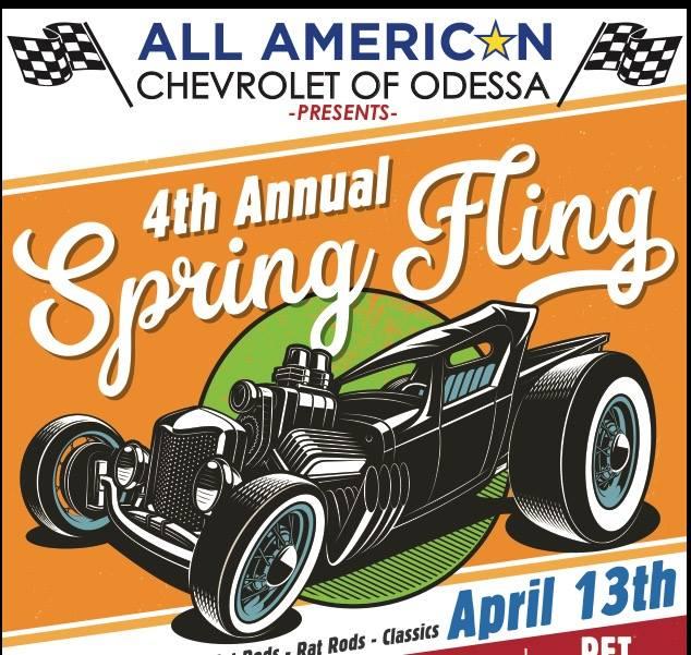 Spring Fling Car Show