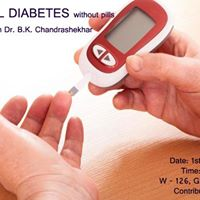 Diabetes Control Without Pills